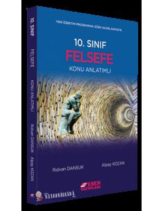 Esen Yayınları 10. Sınıf Felsefe Konu Anlatımlı