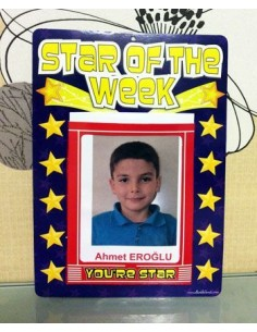 Mudu Star Of The Week Board