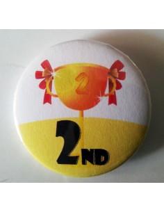 Mudu Second Badge 37 mm