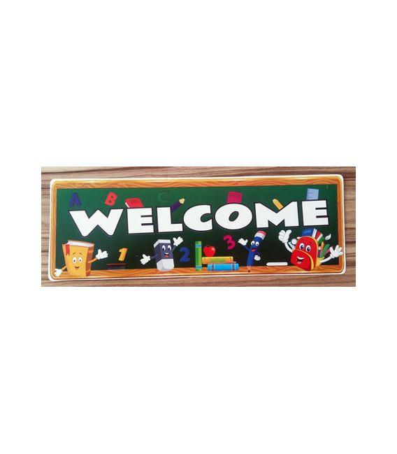 Mudu Welcome (Blackboard Themed)