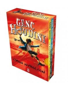 Timaş Yayınları Genç Houdini  (3 Kitap)