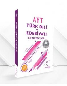 Karekök AYT Türk Dili Ve Edebiyatı 30 lu Deneme Sınavı