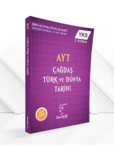 Karekök AYT Çağdaş Türk ve Dünya Tarihi Konu Anlatımlı