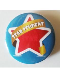 Mudu Star Student Badge 44 mm