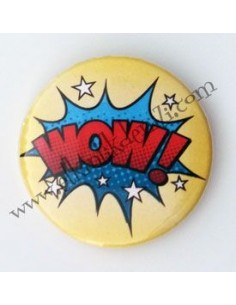 Mudu Wow Badge 44 mm