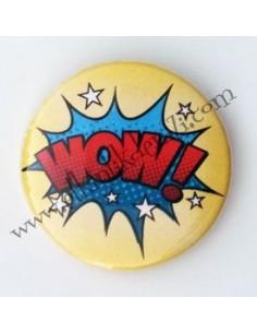 Mudu Wow Badge 37 mm
