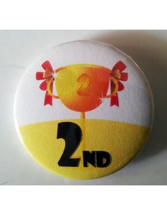Mudu Second Badge 44 mm