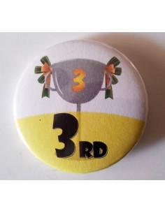 Mudu Third Bagde 44 mm