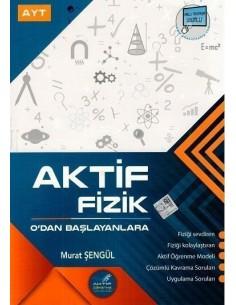 Aktif Öğrenme Yayınları AYT Fizik 0'dan Başlayanlara
