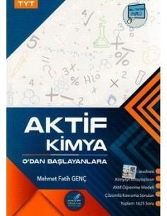Aktif Öğrenme Yayınları Aktif Kimya 0'dan Başlayanlara
