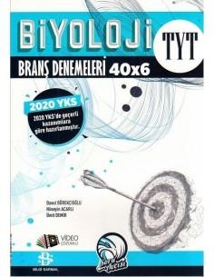 Bilgi Sarmal TYT Biyoloji 40 x 6 Denemeleri
