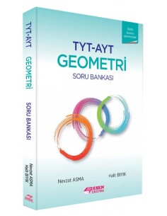 Esen Ekstra TYT AYT Geometri Soru Bankası
