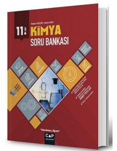 Çap 11. Sınıf Anadolu Lisesi Kimya Soru Bankası