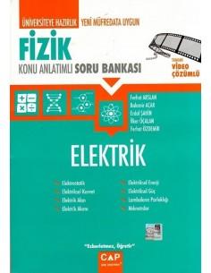 Çap Fizik Elektrik Konu Anlatımlı Soru Bankası