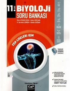 Çap 11. Sınıf Biyoloji Fen Lisesi Soru Bankası