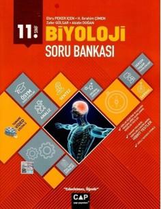 Çap 11. Sınıf Anadolu Lisesi Biyoloji Soru Bankası