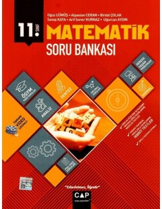 Çap 11. Sınıf Anadolu Lisesi Matematik Soru Bankası