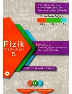 Fiziksel Alan Yayınları Fizik Fasikülleri 5 Hareket 2