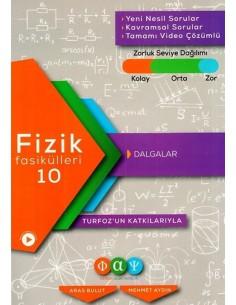 Fiziksel Alan Yayınları Fizik Fasikülleri 10 Dalgalar