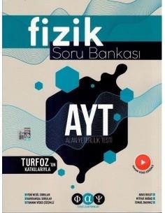 Fiziksel Alan Yayınları AYT Fizik Soru Bankası