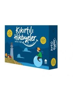 Mavi Kirpi Yayınları Kıkırtılı Hikayeler Seti (10 Kitap)