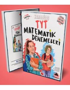 Karaağaç Yayınları TYT Matematik Denemeleri