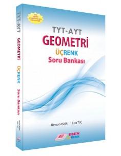 Esen Üçrenk TYT AYT Geometri Soru Bankası