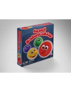 Hobi Eğitim Dünyası Neşeli Baloncuklar Oyunu