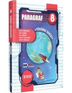 İşleyen Zeka 8. Sınıf Paragraf Yörünge Serisi Soru Bankası