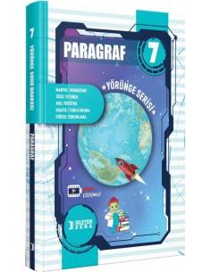 İşleyen Zeka 7. Sınıf Paragraf Yörünge Serisi Soru Bankası