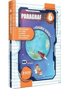 İşleyen Zeka 6. Sınıf Paragraf Yörünge Serisi Soru Bankası