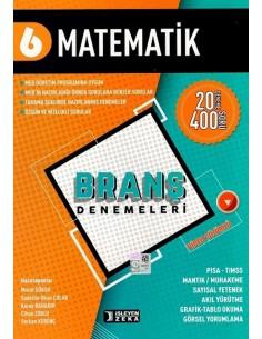 İşleyen Zeka 6. Sınıf Matematik Branş Denemeleri