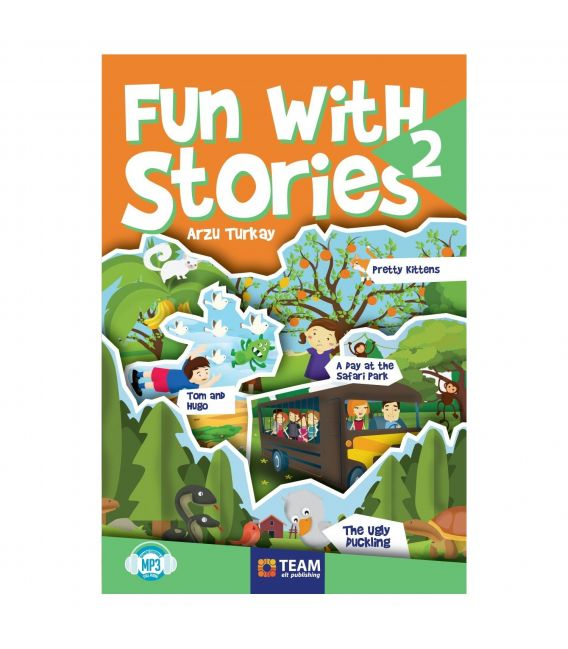 Team ELT 2. Sınıf Fun with Stories Level 2 Hikaye Seti