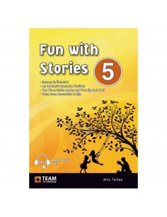 Team ELT 5. Sınıf Fun with Stories Level 5 Hikaye Seti