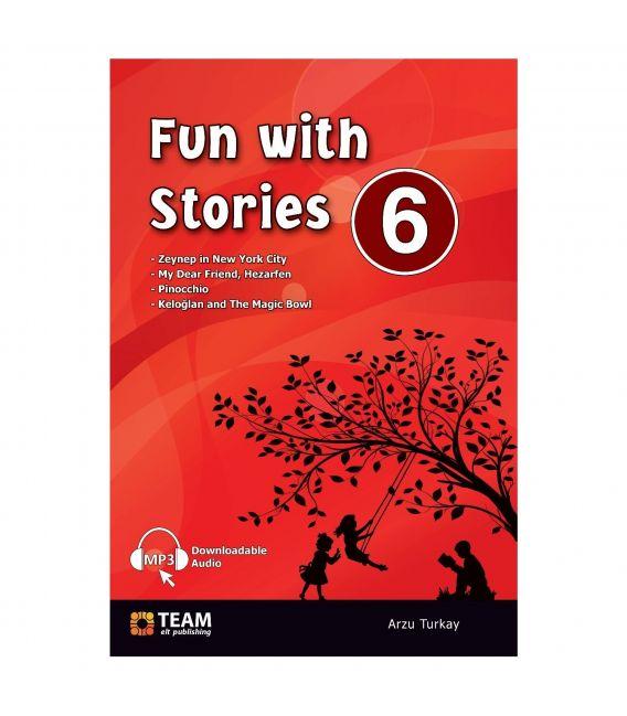 Team ELT 6. Sınıf Fun with Stories Level 6 Hikaye Seti