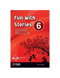 Team ELT 6. Sınıf Fun with Stories Level 6 Hikaye Seti