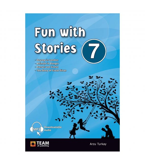 Team ELT 7. Sınıf Fun with Stories Level 7 Hikaye Seti