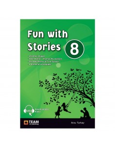 Team ELT 8. Sınıf Fun with Stories Level 8 Hikaye Seti