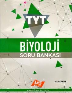 MF Kazanım Yayınları TYT Biyoloji Soru Bankası