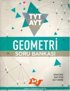 MF Kazanım TYT AYT Geometri Soru Bankası