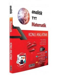 Merkez Yayınları TYT Matematik Analitik Konu Anlatımlı