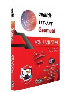 Merkez Yayınları TYT AYT Geometri Analitik Konu Anlatımı