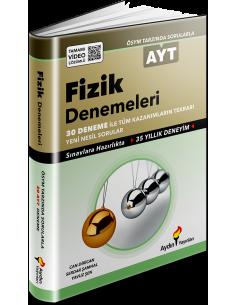 Aydın Yayınları AYT Fizik 30 Deneme