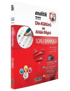 Merkez Yayınları TYT Din Kültürü ve Ahlak Bilgisi Soru Bankası