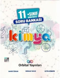 Orbital Yayınları 11. Sınıf Kimya Soru Bankası