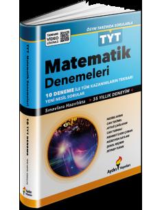 Aydın Yayınları TYT Matematik 10 Deneme