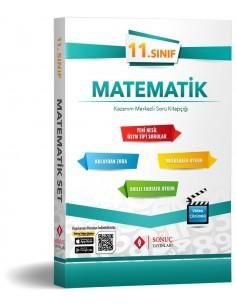Sonuç Yayınları 11. Sınıf Matematik Soru Bankası Seti