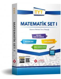 Sonuç Yayınları TYT Matematik Soru Bankası Modüler Set 1