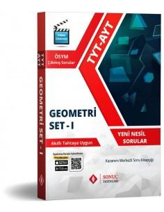 Sonuç Yayınları TYT AYT Geometri Set 1