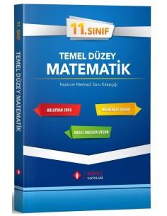 Sonuç Yayınları 11. Sınıf Temel Düzey Matematik Tek Kitap